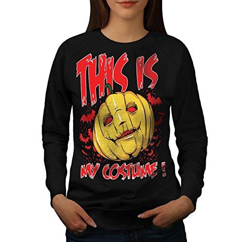 usel Frau S Sweatshirt | Wellcoda (Halloween-kostüm-ideen Für Große Frauen)