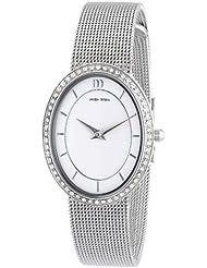 Danish Design - 3324462 - Montre Femme - Quartz Analogique - Bracelet Acier Inoxydable Argent