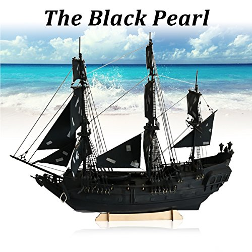 Buy Aissimio The Black Pearl Ship from £70 99 - Compare Today's Best Prices