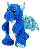 Heunec 378773–Drago in Piedi, Blu