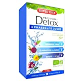Super Diet Protocole Detox Bio 30 Ampoules