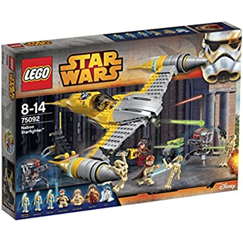 LEGO Star Wars - Naboo Starfighter, multicolor (75092)