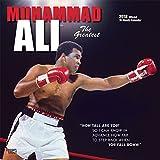 Muhammad Ali 2018 Square Wall Calendar