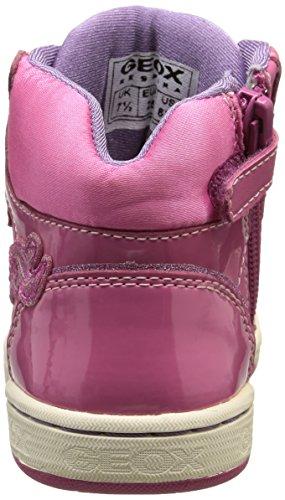 Geox J Maltin Girl B, Sneaker, Ragazza Pink