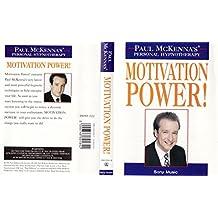 Paul McKenna's Personal Hypnotherapy: Motivation Power