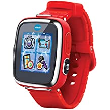 VTech - Reloj multifunción Kidizoom Smart Watch DX, color rojo ( 80-171627)