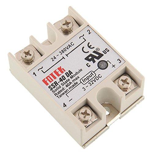 geree 250V 25A Controllo Della Temperatura Solid State Relay