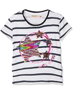 Desigual Mädchen T-Shirt TS_Nunavut