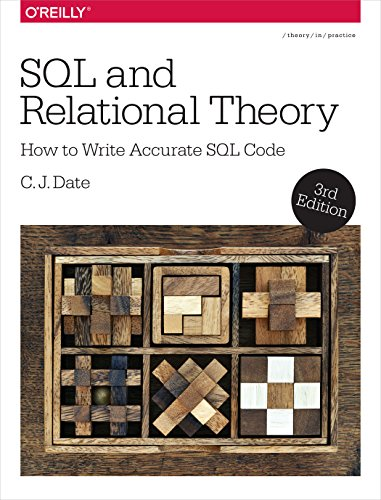 SQL and Relational Theory, 3e