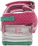 Jack Wolfskin Mädchen Acora Sandal G Sport, Pink (Tropic Pink), 28 EU - 2