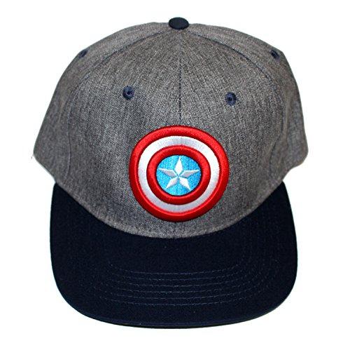 Marvel Captain America Jungen Premium Baseball Cap (America Hüte Captain)
