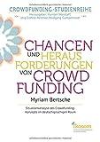 Chancen und Herausforderungen von Crowdfunding: