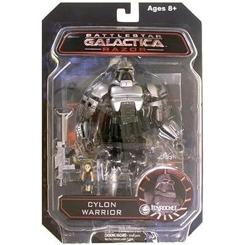 Battlestar Galactica: Razor Toyrocket Exclusive Cylon Warrior Action Figure by Toy Rocket