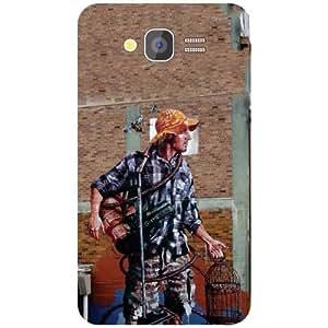 Samsung Galaxy Grand 2 - Walking Around Matte Finish Phone Cover