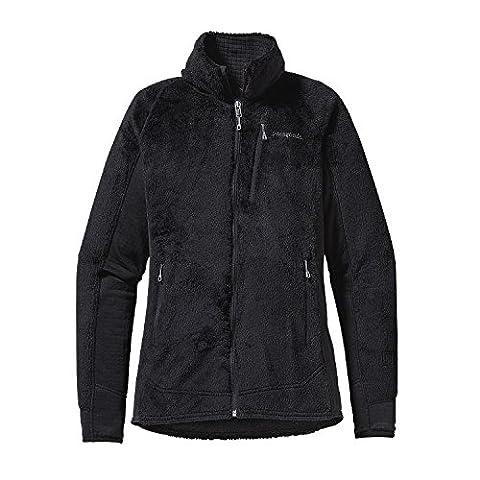 Patagonia R2 Veste polaire Femme Noir FR : XS (Taille Fabricant : XS)