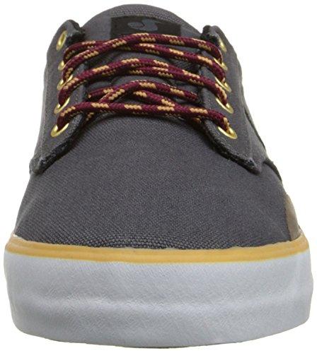 DVS Daewon 14, Herren Skateboardschuhe Grau (Grey)