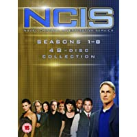 NCIS Seasons 1-8 on DVD