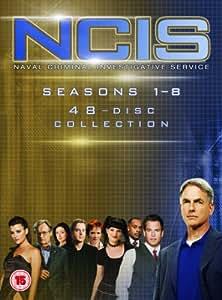 ncis seasons 18 box set dvd amazoncouk mark