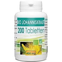 Bio Johanniskraut - 400 mg - 200 Tabletten