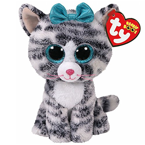 """Beanie Boo Cat - Quinn - 15cm 6"""""""