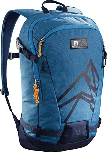 Salomon side 18 cielo bolsa, Unisex, Side 18, Hawaiian Surf/Turmeric