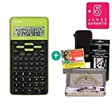 Best El verde Calculadoras científicas - Sharp EL 531th–Bundle Sets:, color verde 6. Streberpaket Review