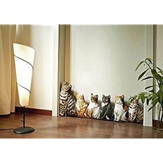 zugluftstopper 100cm heimwerker. Black Bedroom Furniture Sets. Home Design Ideas