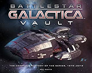 Battlestar Galactica Vault: The Complete History of the Series, 1978...2012 (1781313350) | Amazon price tracker / tracking, Amazon price history charts, Amazon price watches, Amazon price drop alerts