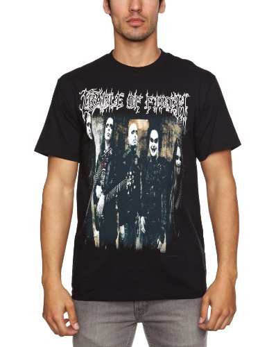 Loud Distribution Cradle Of Filth-Lucky Scars Men's T-Shirt
