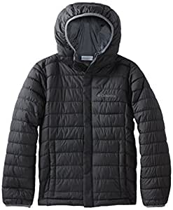 Columbia Kinder Powder Lite Puffer, Black, XXS, SB5493