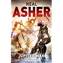 Jupiter War (Owner Trilogy Book 3)