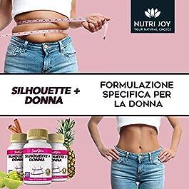 [ 120 COMPRESSE ] Fat burner per Pancia Piatta   Made in Italy   Brucia Grassi Termogenico Naturale Drenante   Pillole Dimagranti Forti Brucia Grassi Potenti Veloci   Dimagrante Forte Vegano