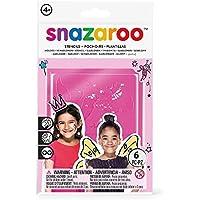 SNAZAROO STENCIL GIRLS 2 FANTASY 1198014 make up body face paint