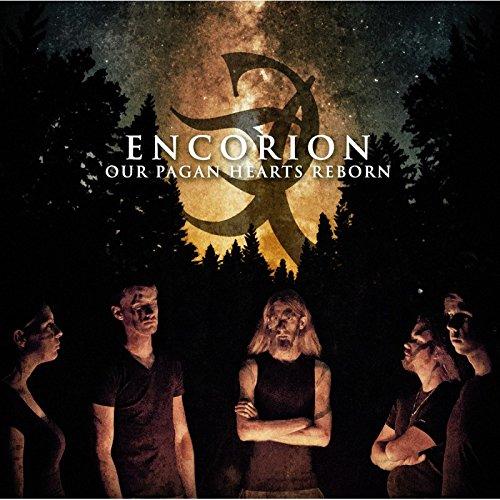 Encorion - Our Pagan Hearts Reborn CD