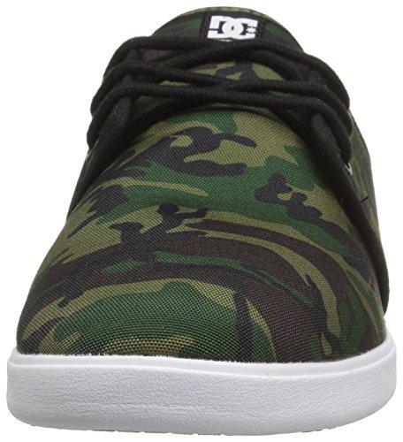 DC Shoes Uomo HAVEN SP-M Scarpe da skate Camo nero