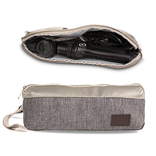 Hensych Oxford Stoff Tragetasche Schützende Aufbewahrungstasche Portable Leichte Handtasche für DJI Osmo Mobile 2