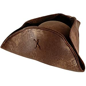 elope Pirates of the Caribbean - Jack Sparrow Adult Hat