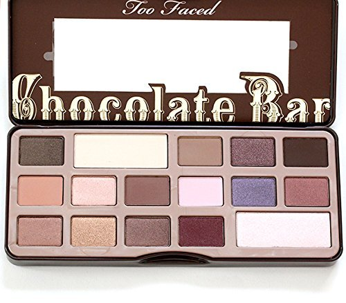Too Faced Chocolate Bar Eyeshadow Palette - Die Augen Dunkle Schokolade