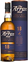 Arran 18 Years Old Single Malt Scotch Whisky 70 cl by Arran