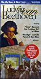 Ludwig Van Beethoven (Life, Times & Music Book/CD Ser)