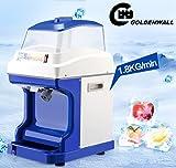 wf-b188Große Kapazität Eis Maschine Commercial High Power Schnee Sand Eis Maschine Crushed Ice Maschine Ice Crushers Rasierer Maschine 1,8kg/Min