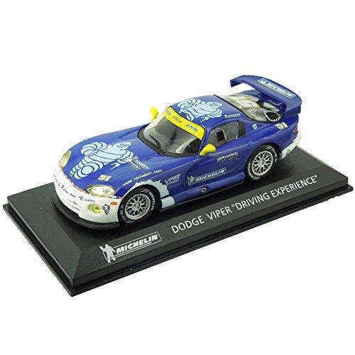 modellino-dodge-viper-driving-experience-143-blu-bianco-giallo