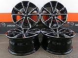 4 Alufelgen MAM MAM 19 Zoll passend für Audi ASRS8K B8 8E S5 A6 S6 4B 4F 4G S7 A8 S8 Q5 Q3 NEU