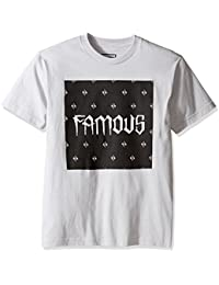 Famous Stars and Straps Men's Damier Famous Tee