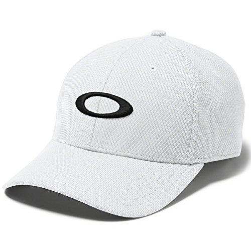 Oakley Golf Ellipse Casquette Homme White