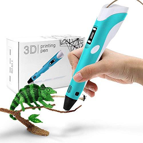 StillCool 3D-Zeichnung Druck 3D Stift gifts LCD-Display for kids & adults Zeichnung und Kunst & handgefertigte Werke Doodle Puzzle Spielzeug