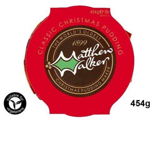 Matthew Walker Classic Christmas Pudding, 454g Test