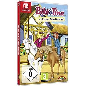 Bibi und Tina auf dem Martinshof Pferde Simulation – Nintendo Switch