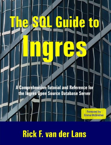 The SQL Guide to Ingres