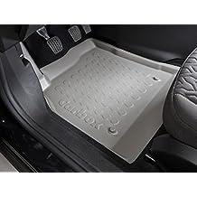 Für BMW 3er E93 Cabrio Fußmatten 4-teilig Velours Deluxe hellbeige
